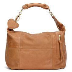Fab Baby Bag Natural Cognac Luiertas