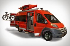 Is the Winnebago Travato the ultimate adventure vehicle? | We Are Surfers