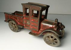 Cast Iron, It Cast, Ford Models, Arcade, Trucks, Antiques, Toys, Red, Ebay