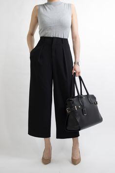 7e2933b4678 1 MONTH of Work Outfit Ideas for Women who work in an office
