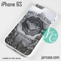 The Amity Affliction Brothers in Arms Phone case for iPhone 6/6S/6 Plus/6S plus