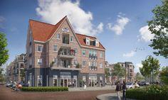 GROZA Nieuwbouw en herontwikkling zorgt voor impuls centrum Vught http://www.groza.nl www.groza.nl, GROZA