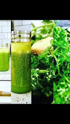 Visit re-think-health.com  #greenjuice #juicing   Ingr.  1 cucumber  4 celery stocks  1 orange  1 handful of parsley 5-6 kale leaves  1 inch of ginger Half a lime
