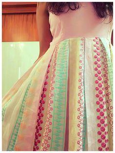 Colorful Maxi Dress.