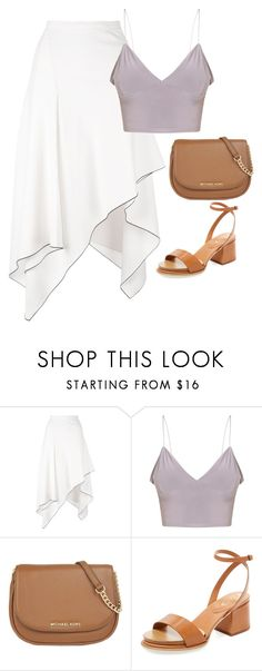 """""""Untitled #301"""" by rowanstella-1 on Polyvore featuring Proenza Schouler, MICHAEL Michael Kors and Tod's"""