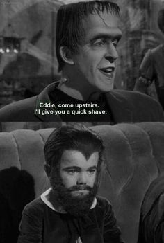Obsessed with horror, Halloween,music, autumn & London. Munsters Tv Show, The Munsters, Munster Family, Monster Horror Movies, Herman Munster, Yvonne De Carlo, Adams Family, Actor Studio, Classic Monsters