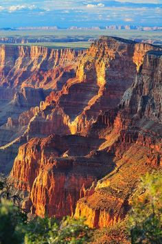 The Grand Canyon is so awesome!