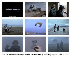 theo angelopoulos, landscape inthe mist