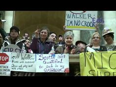 Teacher unions creating chaos in WI and befriending radicals