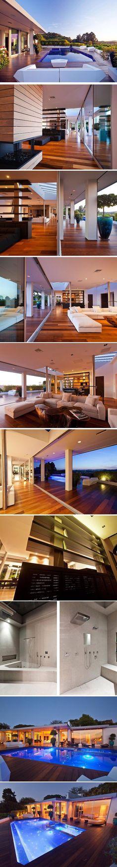 House in Beverly Hills by Jendretzki #BeverlyHills #LosAngelest #Luxury #RealEstate #HomeListings