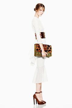 Alexander McQueen - Resort 2012 - Look 8 of 24
