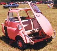We saw a car like this in Caz ,and just thought it was cute