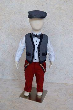 Βαπτιστικό σετ για αγόρι PICCOLINO AG17F04 COLLECTION F/W 16/17Παντελόνι… Hipster, Shopping, Style, Fashion, Swag, Moda, Hipsters, Fashion Styles, Hipster Outfits