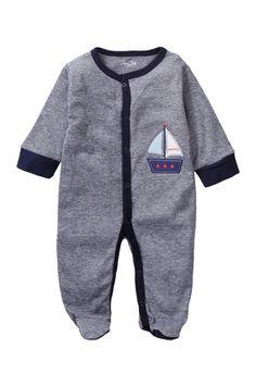 Rene Rofe   Little Sailor Footie (Baby Boys)   Nordstrom Rack
