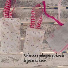 from my garden to your home   do meu jardim para a tua casa: saquinhos de cheiro - alfazema e pelargónio perfumado #garden #aromáticas