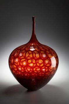 Sam Stang / Blown Glass ❤ love this !!!!