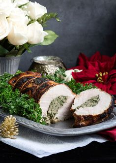 Check out this article: A Gluten-free Holiday Menu