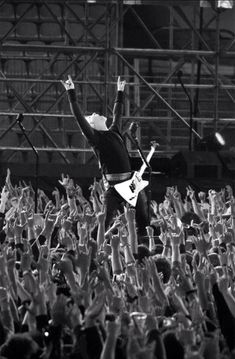 James Hetfield - the moment of awe :)