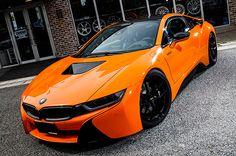 ADVAN / GALLERY / ADVAN MATCHING GALLERY / BMW i8 [I02] 2014y / スタディ横浜 [SHOP DEMO-CAR]
