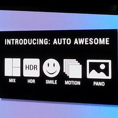 Google introduces Auto Awesome at Google I/O today | Flickr - Photo Sharing!