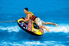 Tubing Behind a Boat | Boating Tubing - Safety Tips | All Boating