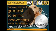 Pet Protector Presentation Product & Business