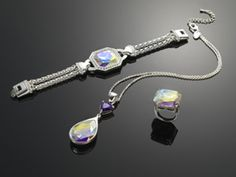BLING!!! High Society style Fashion Jewellery from THE LONDON COLLECTION. Martine xx