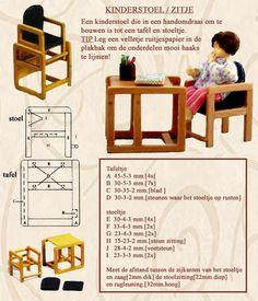 Kinderstoel/zitje.