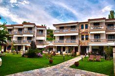 Allea Hotel Apartments Toroni | Sithonia Halkidiki Greece