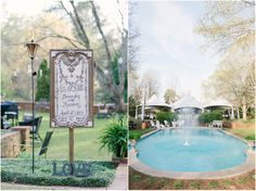 An early spring wedding reception at Ashford Manor Bed & Breakfast and Wedding Estate. Rustic White