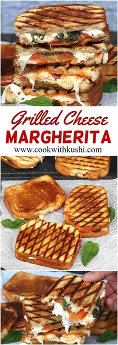 SANDWICH Week of May Grilled Margherita Sandwiches. Serving on gluten free bread w/ tomato soup & fresh fruit.Week of May Grilled Margherita Sandwiches. Serving on gluten free bread w/ tomato soup & fresh fruit. Wrap Recipes, Lunch Recipes, Vegetarian Recipes, Cooking Recipes, Bread Sandwich Recipes, Sandwich Ideas, Cheese Recipes, Recipes Dinner, Drink Recipes