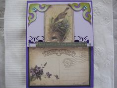 G45 papers, lovely card