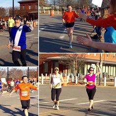Congratulations to all who participated in the #LRMarathon16 - you did it! Here are just a few of the Heifer staff members that took part in the race (the rest were too fast to catch)! #teamheifer