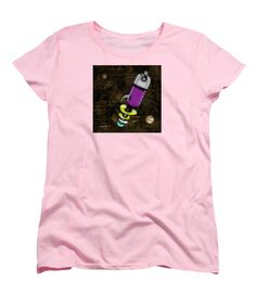 Pastillamaestra Womens T-Shirt by Hugo Eloy TAO