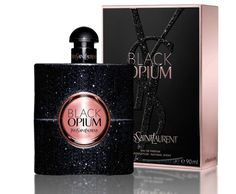 Shop for Yves Saint Laurent Black Opium Women's Eau de Parfum Spray. Get free delivery On EVERYTHING* Overstock - Your Online Beauty Products Shop! Black Opium Ysl, Black Opium Perfume, Perfume Diesel, Best Perfume, Perfume Bottles, Ysl Parfum, Perfume Collection, Beauty Makeup, Fragrance