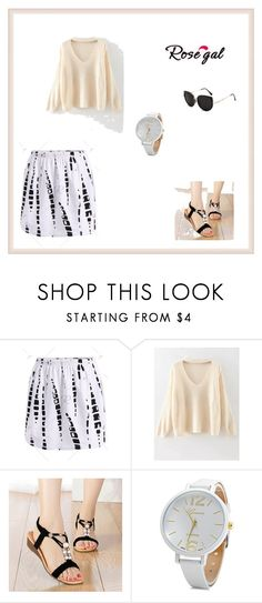 """""""Rosegal - 88/1"""" by thesnow977 ❤ liked on Polyvore"""