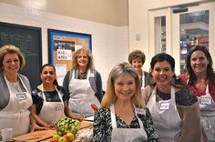EAT IT RAW Salads & Gazpachos Food Prep Class at Sur la Table taught by Kristina Carrillo-Bucaram (FullyRawKristina).