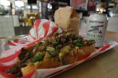 Meat Market - Covent Garden London - Food Restaurant Review - Burgers