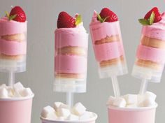 Pretty in Pink Push-It-Up Cake Pops