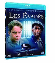 Les Evadés [Blu-ray] Gil Bellows, Clancy Brown, Tim Robbins, Morgan Freeman, Drame, Emotion, Dvd Blu Ray, Film, The Shawshank Redemption
