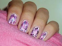 Malý koutek krásy: Inspirováno u Chalkboard Nails :)