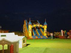 Games and inflatable slides - Marina di Camerota