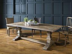 240cm Refectory Pedestal Table