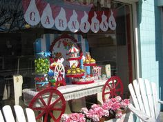 Image result for carnival window display