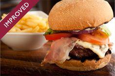 Prezzo: Italian burger.  Good hearty http://hitthetheatre.com/ kinda food!