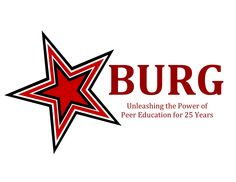 In the 2012-2013 school year, the BURG Peer Education Network is celebrating the 25th year of peer education at Frostburg State.