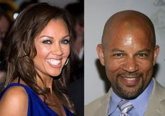 Vanessa Williams shares those blue eyes with younger brother Chris - Black Hollywood Siblings Black White, Black Love, Beautiful Family, Beautiful People, Beautiful Women, African American Culture, American History, Mixed People, Reggie Miller
