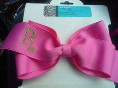 large 4.5 inches hair clip hairbow MiAmor Mi Amor by RockerBoo, $4.50