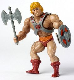 He-Man & MOTU action figures | 25 Awesome '80s Toys You Never Got But Can Totally Buy Today--Chris
