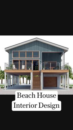 Container House Plans, Container House Design, Small House Design, Dream Home Design, Container Homes, House Layout Plans, Garage House Plans, House Layouts, Beach House Floor Plans